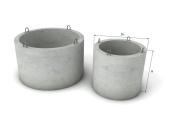 Кольца колодцев (кольцо стеновое КС)