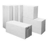Блоки Газоcиликатные (ячеистого бетона)